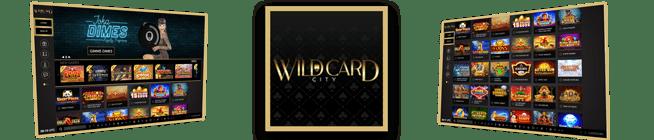 captures wild card city