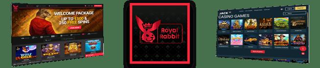 captures Royal Rabbit