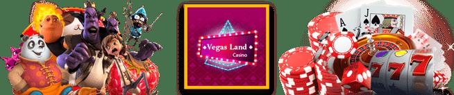 machines à sous vegas land casino