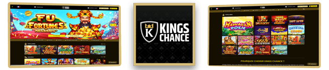 captures Kings Chance