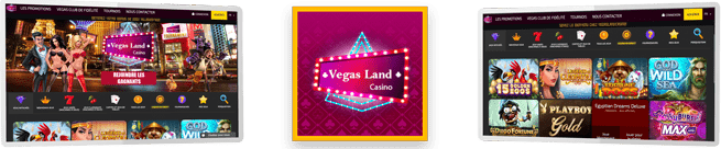 vegas land casino