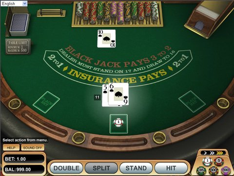 apercu Blackjack