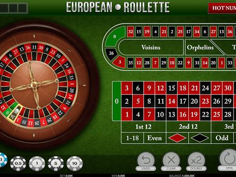 apercu European Blackjack
