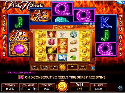 apercu Fire Horse