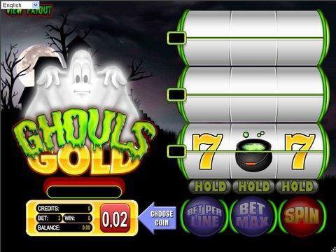 apercu Ghouls Gold