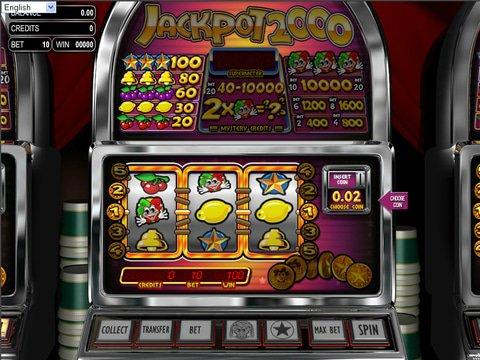 apercu Jackpot 2000