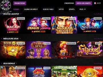 aperçu de jeux Casino Black Magic
