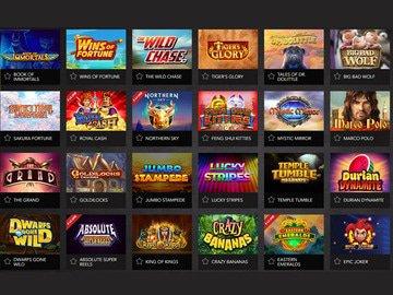 aperçu de jeux Casino Joka