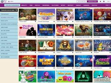 aperçu de jeux Casino MagicalSpin