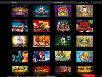 aperçu de jeux Casino Magicazz