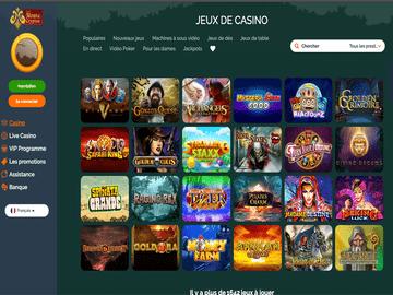 aperçu de jeux Casino Monte Cryptos