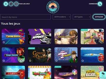 aperçu de jeux Casino Ocean Breeze