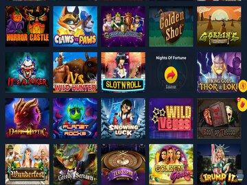 aperçu de jeux Casino SpinUp