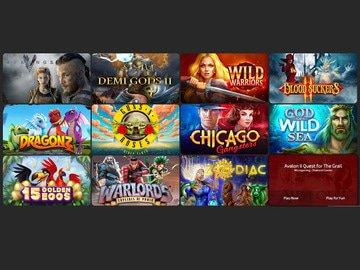 aperçu de jeux Casino VegasLand