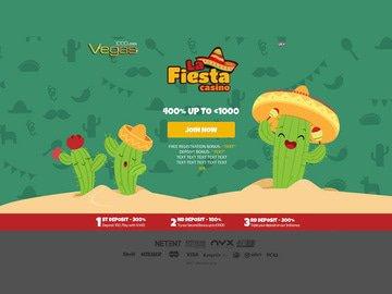 aperçu de jeux La Fiesta