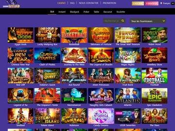 aperçu de jeux Purple