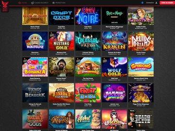 aperçu de jeux Royal Rabbit Casino