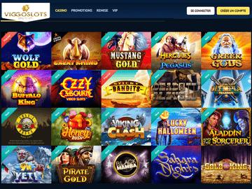aperçu de jeux ViggoSlots Casino