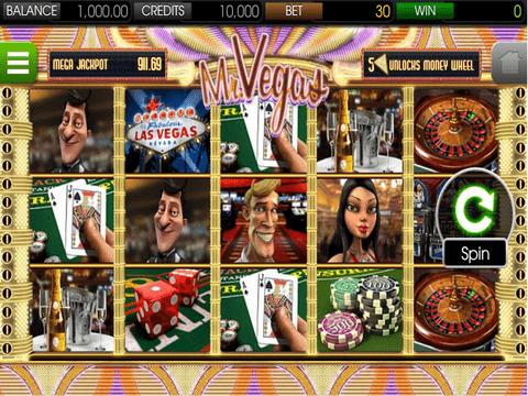 apercu Mr. Vegas