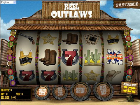 apercu Reel Outlaws