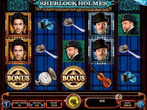 apercu Sherlock Holmes