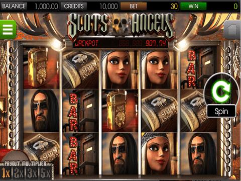 apercu Slots Angels