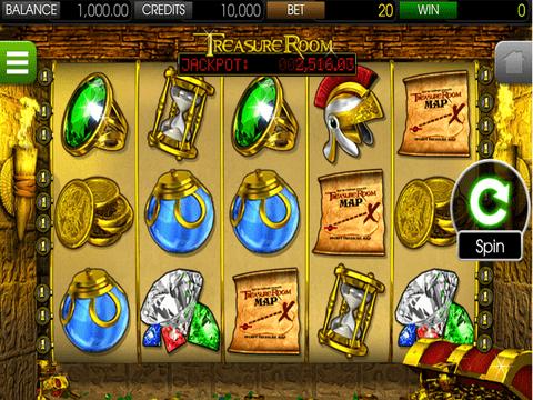 apercu Treasure Room