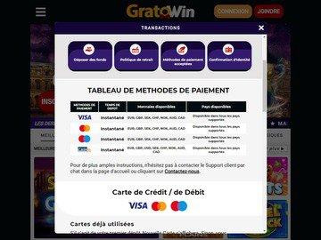 banque Casino Gratowin