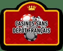 Casinos sans dépôt français
