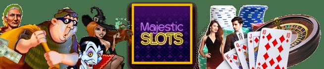 jeux majestic slots