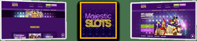 captures majestic slots