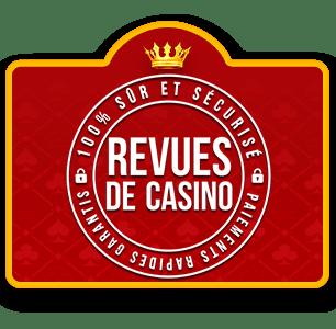 Meilleurs Casinos en Ligne Français - Liste