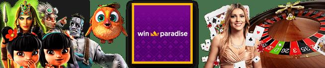 jeux win paradise