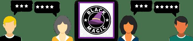 avis des joueurs de black magic