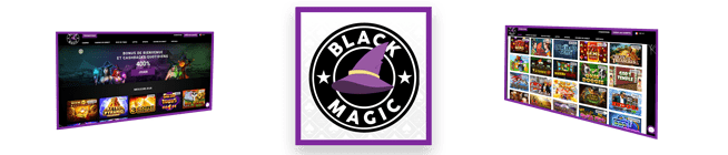accréditation black magic