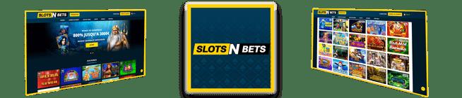 SlotsNBets Casino