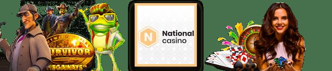 national casino jeux