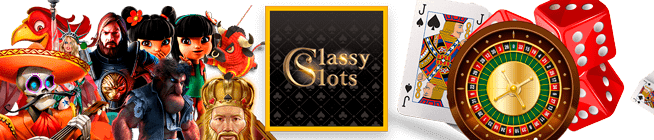 machines à sous classy slots casino